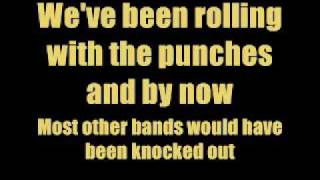 Gambar cover Gallows - Rolling With The Punches (Lyrics)