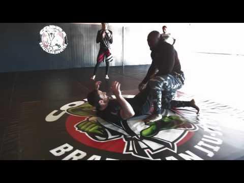 Cobra Jiu - Jitsu   Black Belt Monique \u0026 Eddie Ricardo   Mike Rashid
