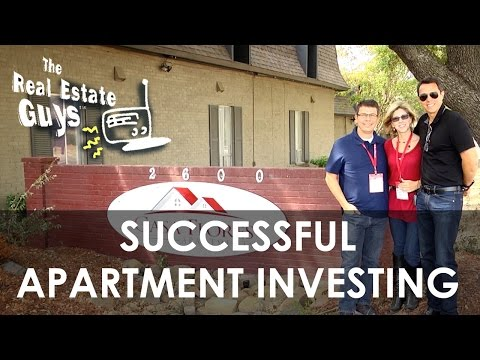 Secrets of Successful Apartment Investing with Brad Sumrok