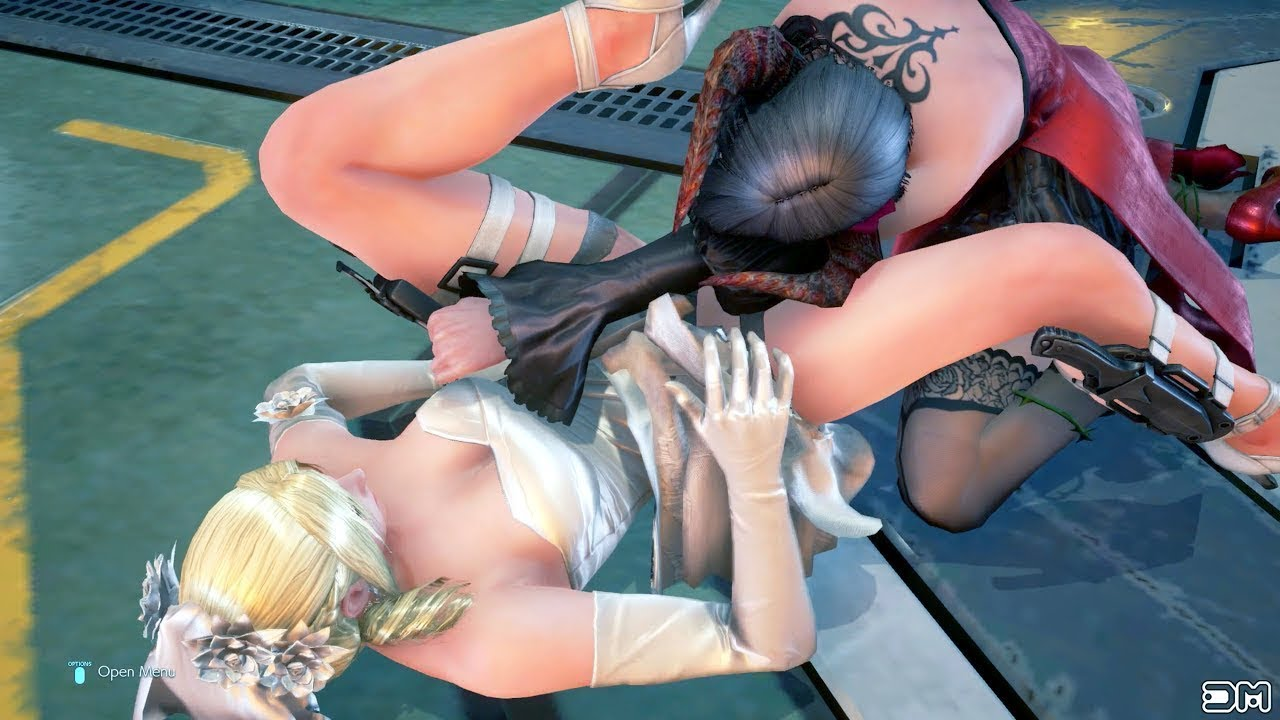 Tekken girls hentai