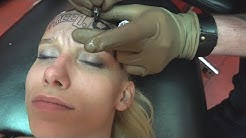 Tattoo on Forehead for $5k - Anything for Money 2