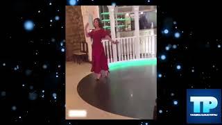 🔥Цыганочка в красном платье замечательно танцует