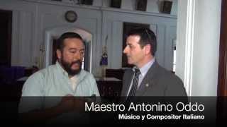 """Maestro Antonino Oddo en Guatemala. """"La Sollevazione di Cristo"""""""