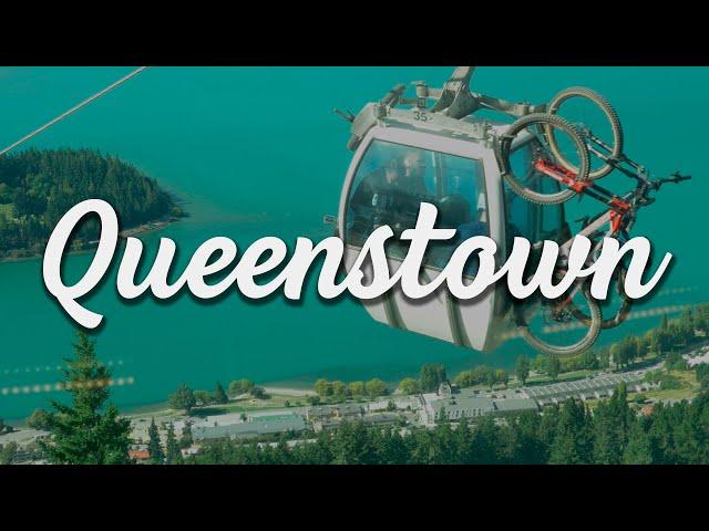 Vivir en Queenstown - La capital mundial del deporte de aventura