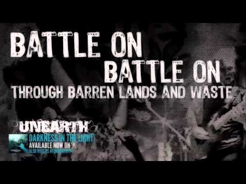 "Unearth ""Arise the War Cry"" Lyric Video"
