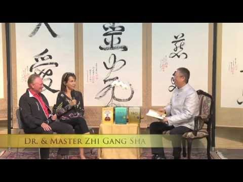 Dr& Master Sha offers San Jiao Chang Tong Blessing to My Healing Room Audiences