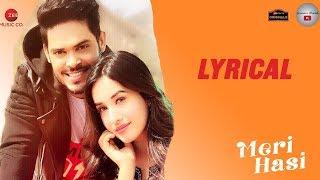 Meri Hasi | Lyrical | SONG | Zee Music | Yasser Desai, Aakanksha Sharma