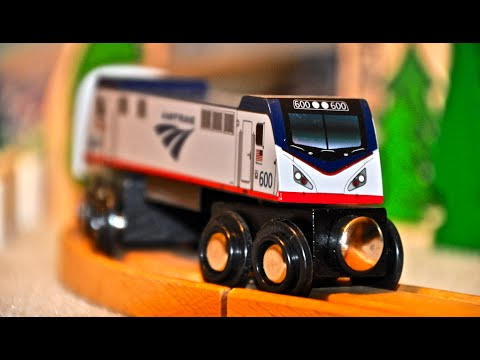 Thumbnail: Preview: Toy Trains Galore! 7-17-15