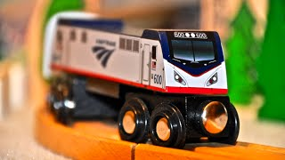 Preview: Toy Trains Galore! 7-17-15