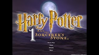 Гарри Поттер и Философский Камень (Часть 1 / FULL RUS) 720p/60