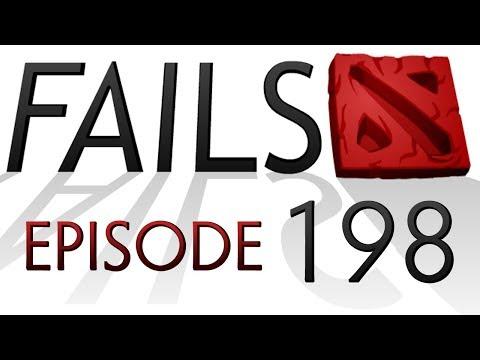 Dota 2 Fails of the Week - Ep. 198