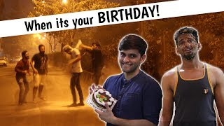 When its your BIRTHDAY | Happy Birthday | Funcho Entertainment