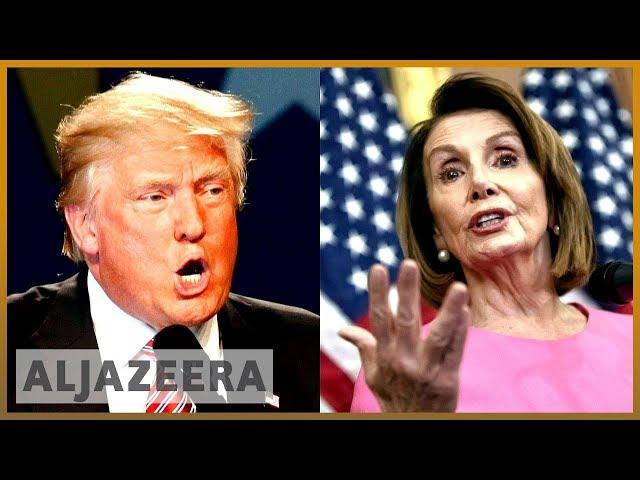 🇺🇸 Pelosi blocks Trump's annual address until US gov't shutdown ends | Al Jazeera English