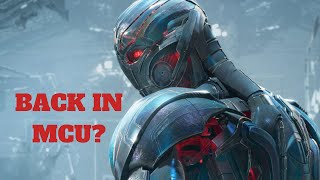 ULTRON BACK IN THE MCU? | Conspiracy Theory Series Episode 1