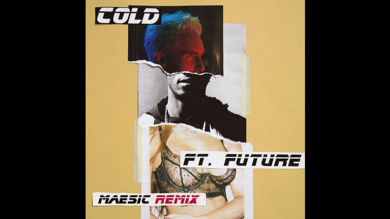 Download Maroon 5 Ft. Future - Cold (Maesic Remix) (CDQ) [Download]