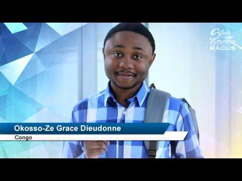 Study in Russia. Okosso-Ze Grace Diedonne, Congo