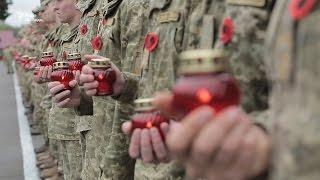 Вшанування Дня пам'яті і примирення у Львові  у скорботі та молитві