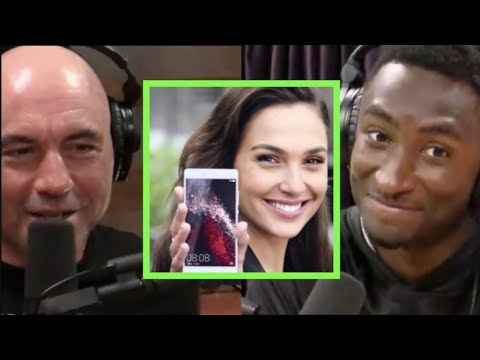 Joe Rogan - The Tweet That Got Gal Gadot To Block Marques Brownlee