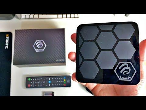Buzz TV XRS 4000 Full Android TV Box - S905X2 - 4GB+32GB - Any Good?