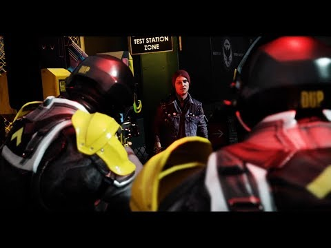 inFAMOUS Second Son - Part 3: Hello Seattle