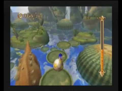Sonic And The Secret Rings - Gold Medal Guide - Dinosaur Jungle - Mission 10 - Special Challenge