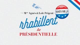 Mademoiselle Agnès et Loïc Prigent rhabillent la présidentielle | VANITY FAIR