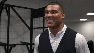 Jason Jordan is as excited as can be for Kurt Angle