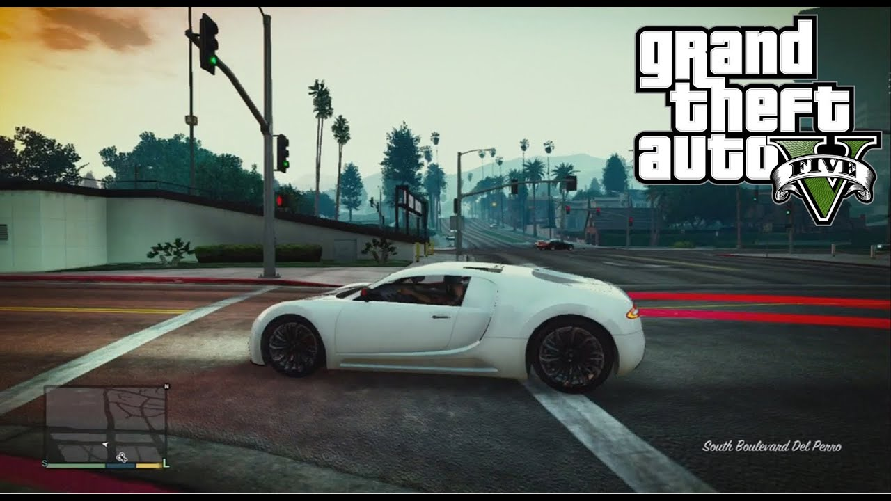 gta 5 secret car location bugatti veyron truffade adder youtube. Black Bedroom Furniture Sets. Home Design Ideas