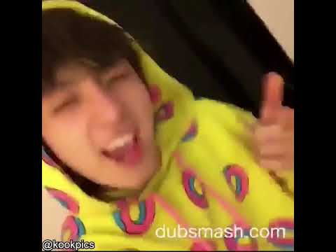 Jungkook Dubsmash Compilation Youtube