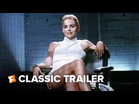 Basic Instinct (1992) Trailer #1 | Movieclips Classic Trailers