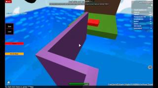 Roblox obey parkour part 1