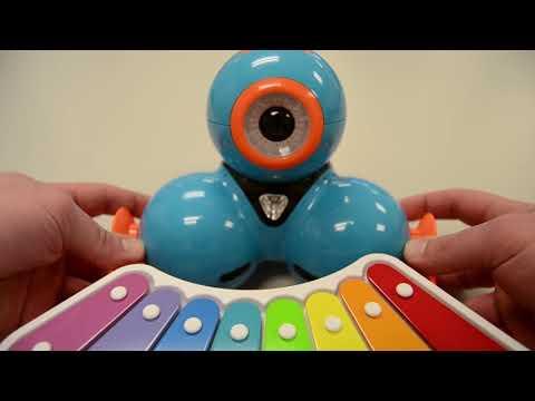 Dash & Dot Robotics Training - Dash Xylophone
