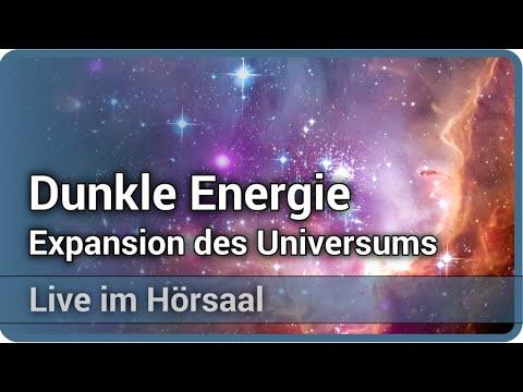 Urknall, Weltall und das Leben: Dunkle Energie - Spektrum.de