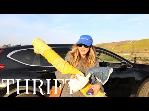 Thrift with Me & Haul