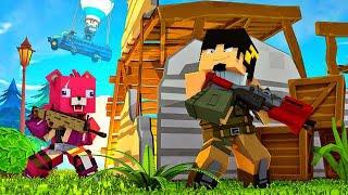 Minecraft: FORTNITE - ESCADONA ‹ EduKof Games ›