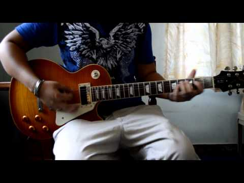 The Edge Band-Kasari (Guitar Cover)