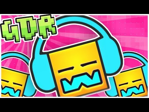 The Living Tombstone - I Cant Fix You [ Geometry Dash Music ]