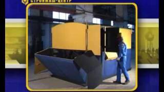 Штукатурная станция(Применение, устройство, технические характеристики, работа с оборудованием, промывка оборудования., 2009-04-17T08:15:15.000Z)