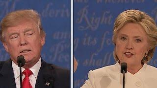 Fact-checking Clinton and Trump at final debate