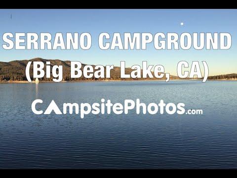Used Pickup Trucks >> Serrano Campground, California Campsite Photos - YouTube