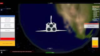 ROBLOX NASA Launch-Off