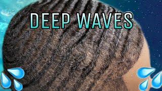 HOW TO GET DEEP WAVES | Wave Man Mike