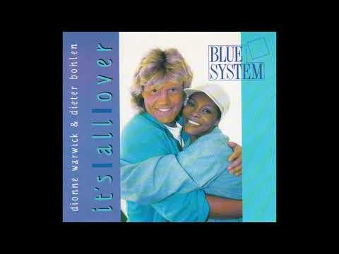 "Dionne Warwick & Dieter Bohlen – ""It's All Over"" (radio version) (Germany Hansa) 1991"