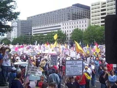 9/12 March in Washington DC part 4
