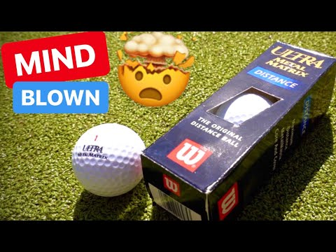 DISTANCE GOLF BALL MIND BLOWING NUMBERS
