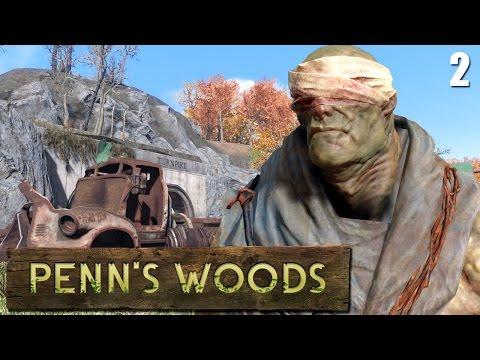 Fallout 4 Quest Mods: Penn's Woods - Part 2