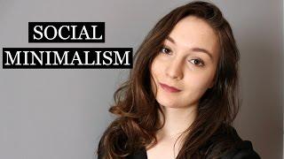 SOCIAL DECLUTTERING   MINIMALISM + FRIENDSHIPS   Lia's Loft