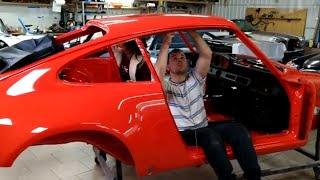 Polskie Porsche #56 - Zaczynamy montaż!