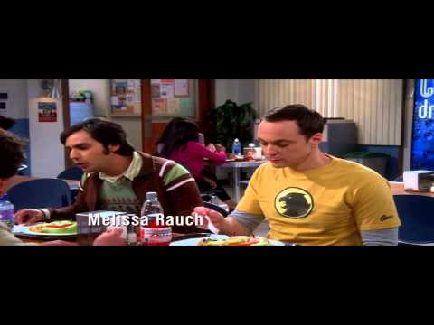 The big bang theory S08E21 - The Communication Deterioration - Sheldons songs