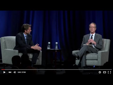 BGA's Andy Shaw Conversation with Dave Muir 2015 Annual Luncheon